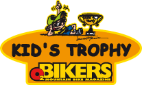 Logo Kid's trophy bikers